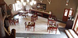 Zenzele River Lodge Dinning Room