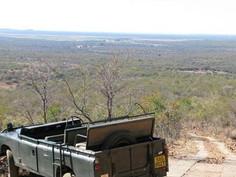 Zenzele River Lodge Mountian View