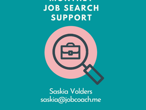 Monthly Job Search Support