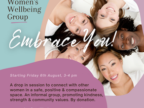 Embrace You! Women's Wellbeing Group