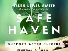 Safe Haven - support after suicide