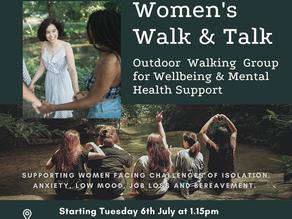 Women's Outdoor Walking Group