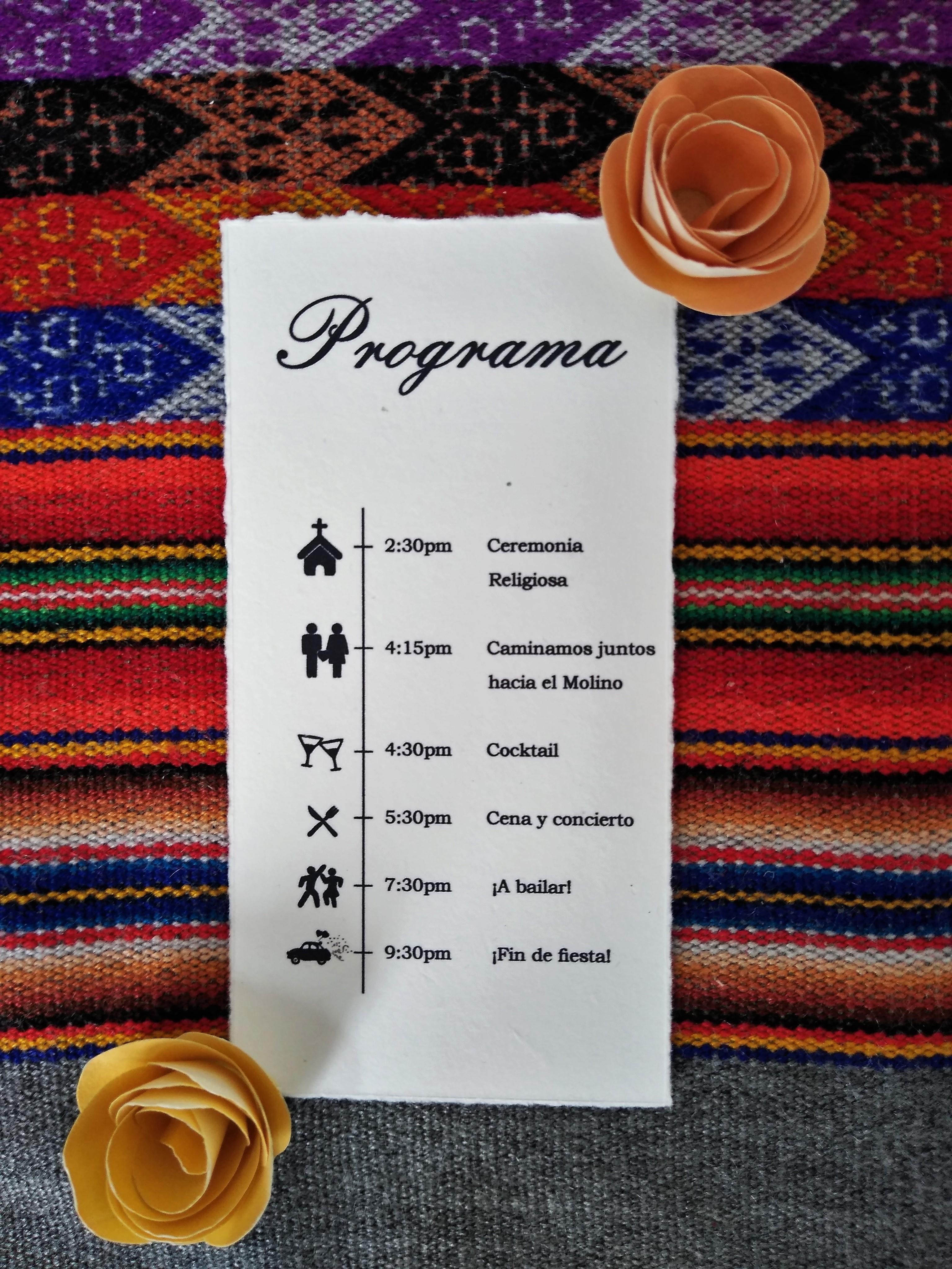 Linea Matrimonial Papeleradonbosco