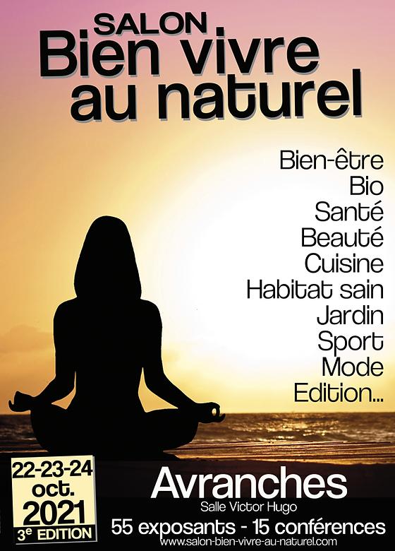 Salon Bien vivre au naturel AVRANCHES 2021