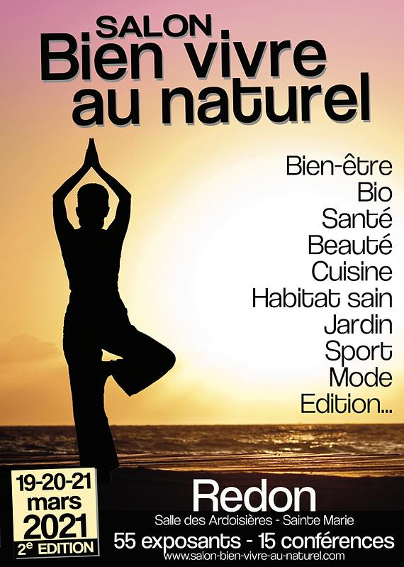 Salon Bien vivre au naturel REDON 2021