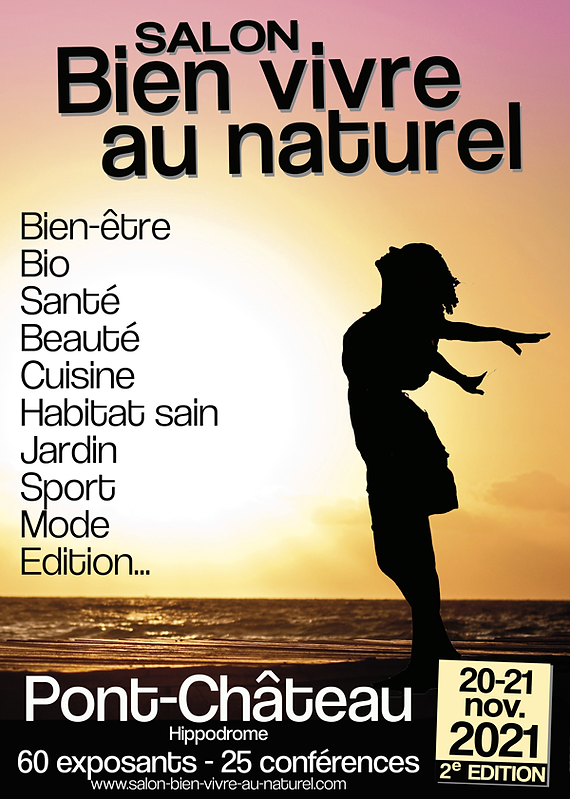 Salon Bien vivre au naturel PONT-CHÂTEAU