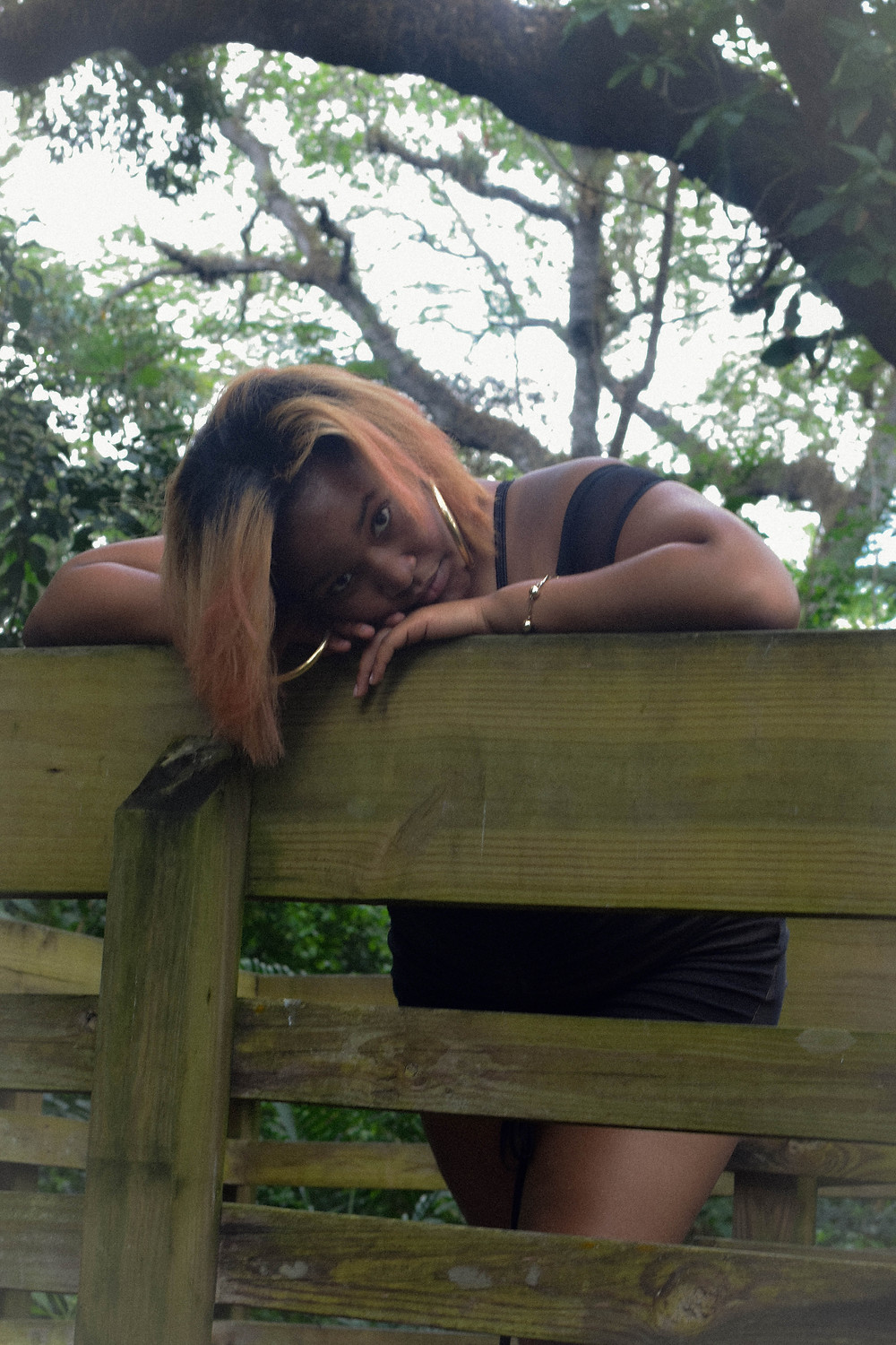 NEXT UP: Zaniyah. R&B singer based in/from Miami. Photography by Dreina Bautista