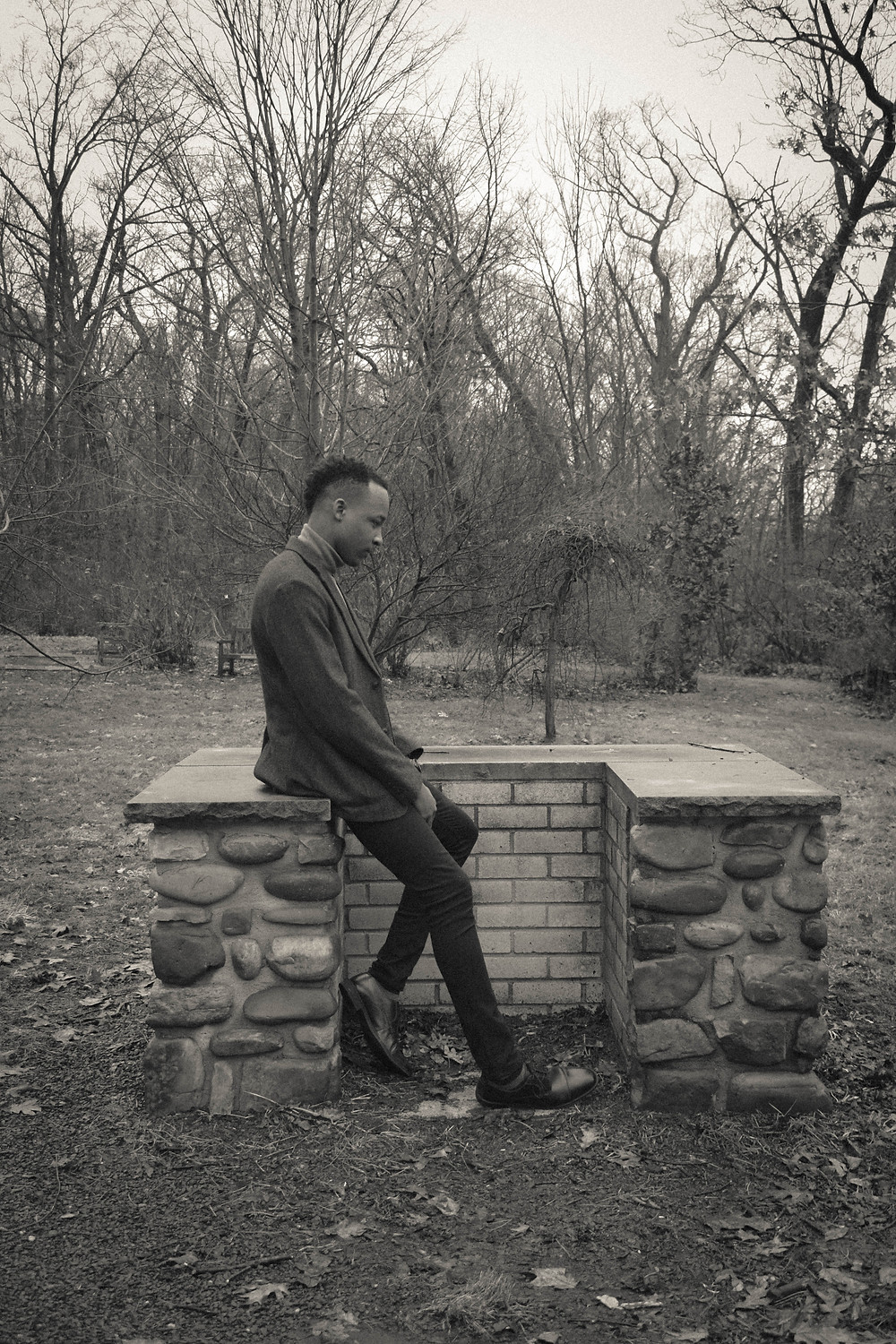 NEXT UP: Saint Alexvnder. Producer from/based in New Jersey. Photography by Dreina Bautista