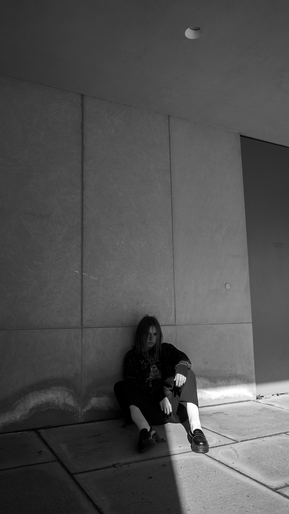 Next Up : Kyle Apodaca for Nite X. Models: Madison Everett & Sofia Scoli Photography by Kyle Apodaca