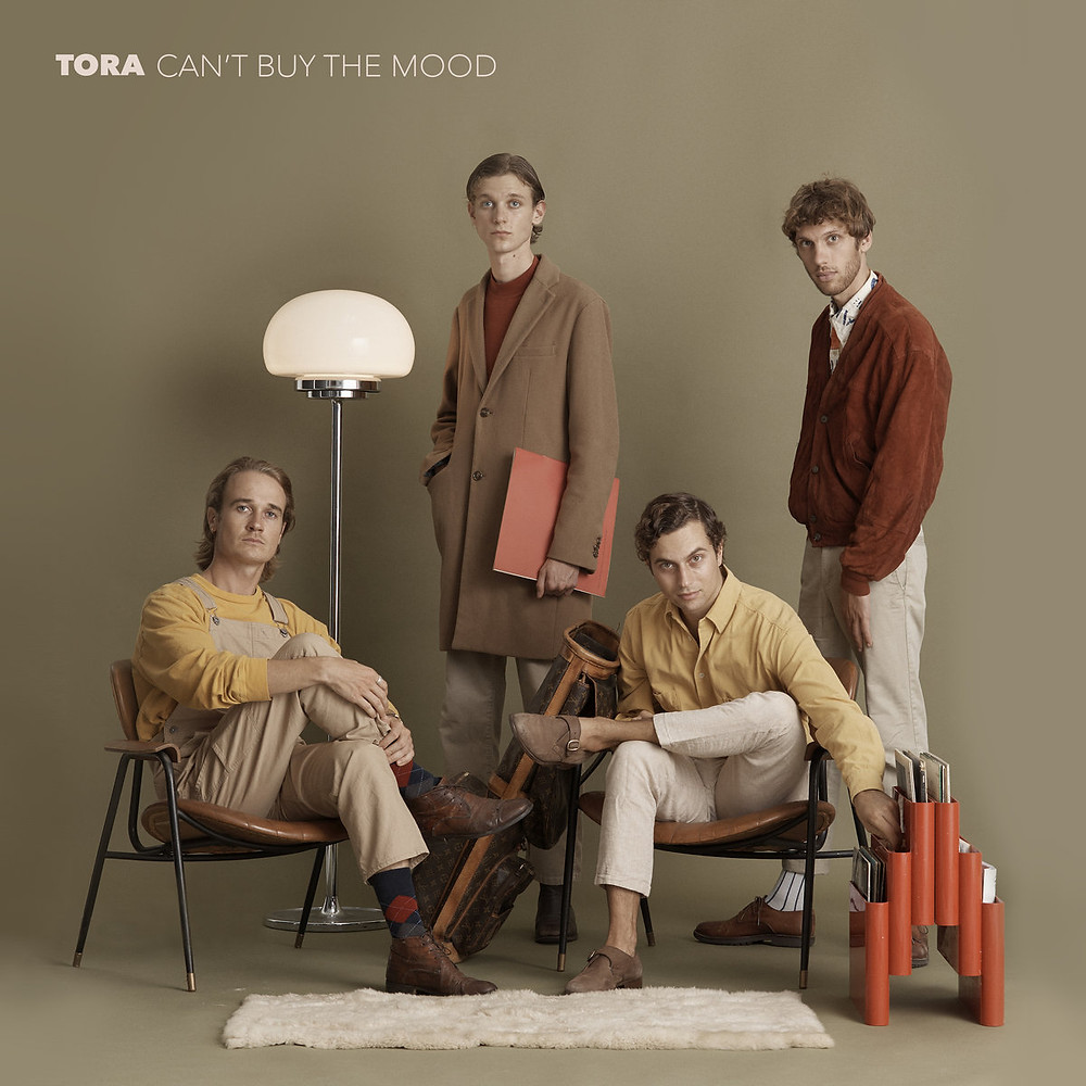 "Tora band from Byron Bay, Australia interviewed on Nite X. New Album ""Can't Buy the Mood"""