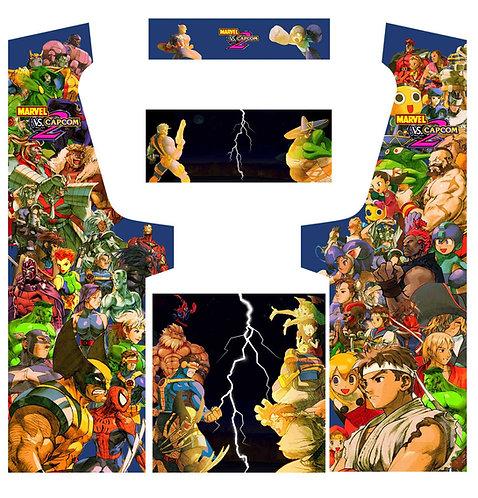 Marvel vs Capcom Geekpub Cabinet -2