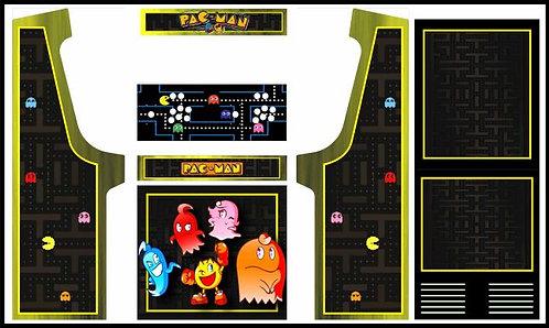 Pac Man Geekpub Cabinet