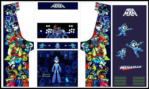 Mega Man Geekpub Cabinet
