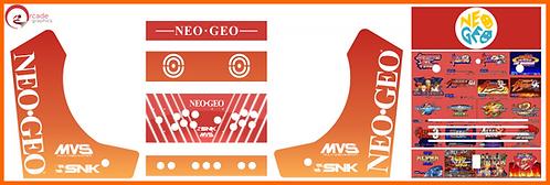 Neo Geo Bartop Cabinet