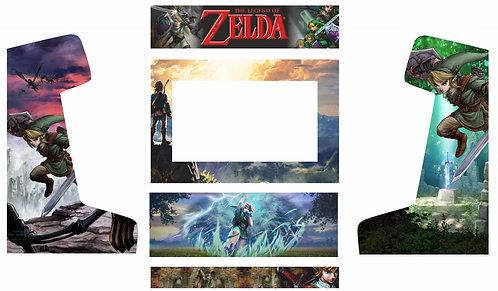Zelda Bartop Cabinet