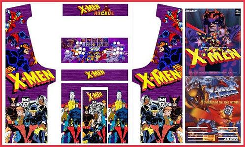 X Men Geekpub Cabinet