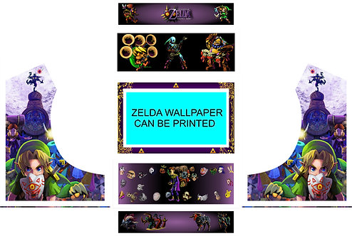 Zelda Bartop Cabinet -2