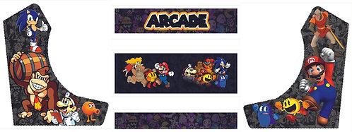 Multicade  Bartop The Home Arcade -2