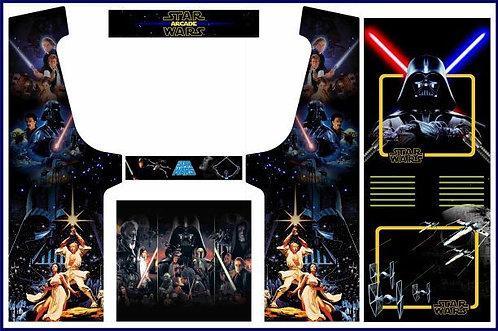 Star Wars Geekpub Cabinet