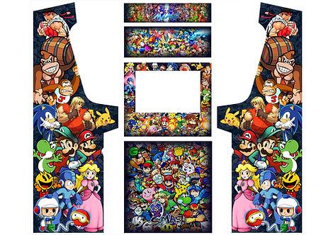 Multicade Geekpub Cabinet -5