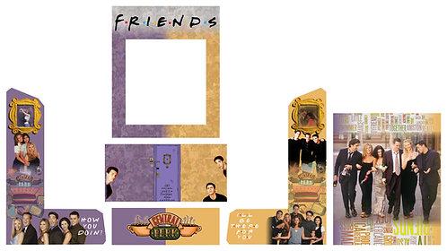 Friends Bartop Cabinet