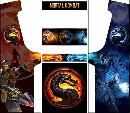 Mortal Kombat Geekpub Cabinet