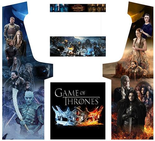 Game Of Thrones Geekpub Cabinet