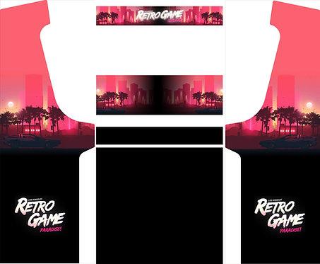 Retro Game Geekpub Cabinet -2