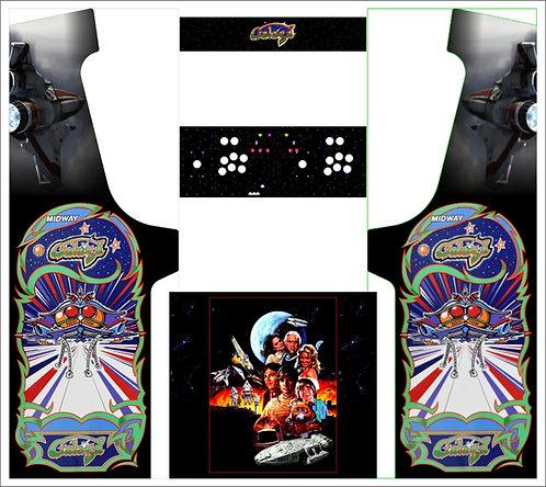 Galaga Geekpub Cabinet