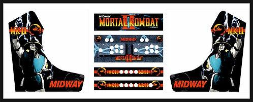 Mortal Kombat Bartop Cabinet