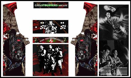 Ghostbusters Geekpub Cabinet