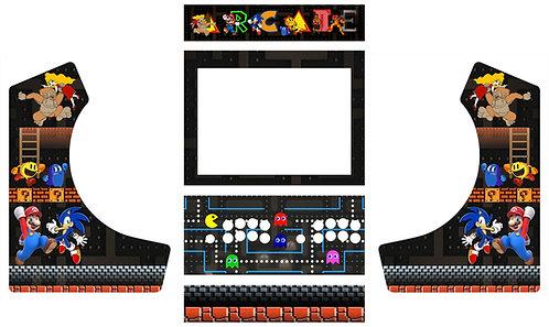 Multicade  Bartop Cabinet -2