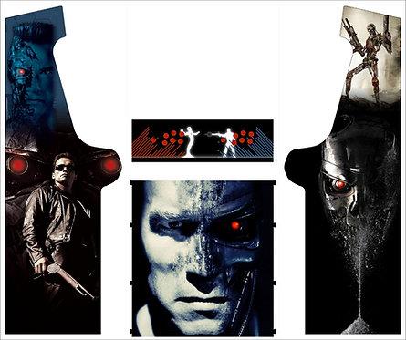 Terminator Upright Geekpub Cabinet