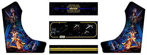 Star Wars Bartop Cabinet -4