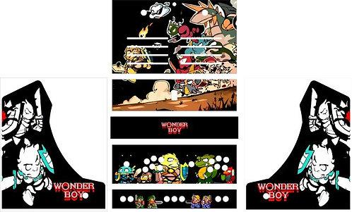 Wonderboy Bartop Cabinet
