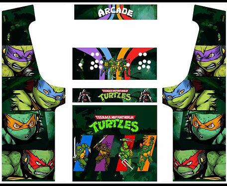 Turtles (TMNT) Geekpub Cabinet
