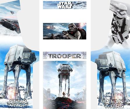 Star Wars Troopers Geekpub Cabinet