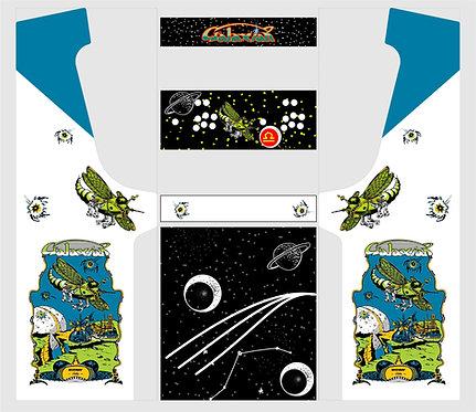 Galaxian Geekpub Cabinet