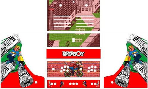 Paperboy Bartop Cabinet