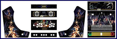 Star Wars Bartop Cabinet -5