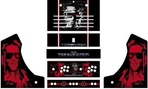 Terminator Bartop Cabinet