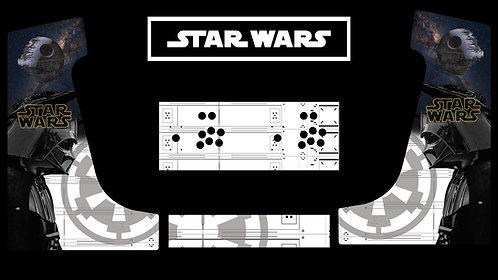 Star Wars Bartop Cabinet -3