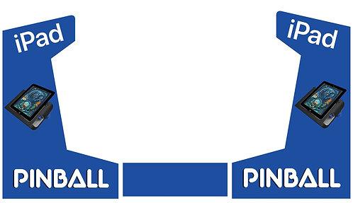 Ipad Pinball Bartop Cabinet