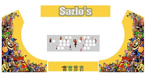 Multicade  Bartop Cabinet -3