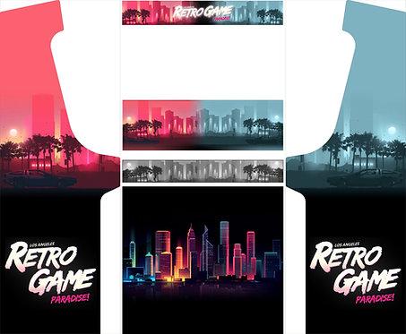 Retro Game Geekpub Cabinet