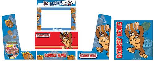 Donkey Kong Bartop Cabinet