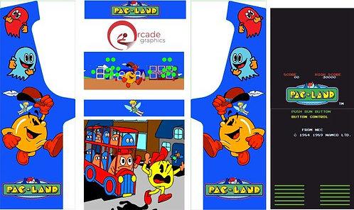 Pac Land Geekpub Cabinet