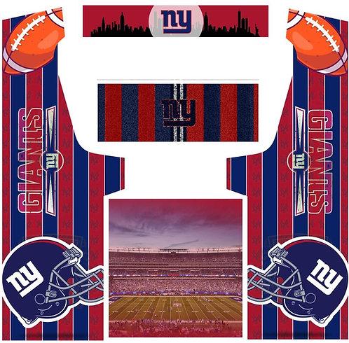 New York Giants Geekpub Cabinet -2