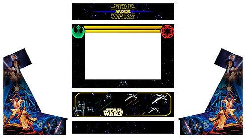 Star Wars Bartop Cabinet