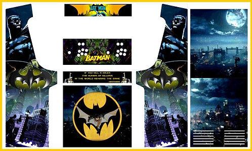 Batman Geekpub Cabinet